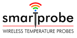 SmarTprobe Wireless Temperature Probes Logo